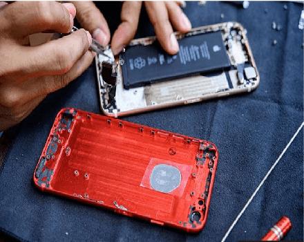 Kết quả hình ảnh cho THAY VỎ IPHONE
